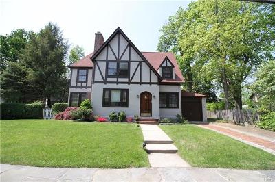 Tuckahoe Single Family Home For Sale: 122 Crestwood Avenue
