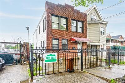 Bronx Multi Family 2-4 For Sale: 3352 Eastchester Road