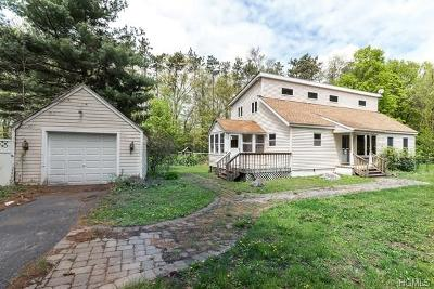 Pleasant Valley NY Single Family Home For Sale: $213,900