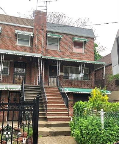 Bronx Multi Family 2-4 For Sale: 2917 Bouck Avenue