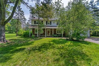 Washingtonville Single Family Home For Sale: 3 North Drive