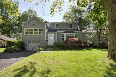 Larchmont Single Family Home For Sale: 33 Pryer Lane