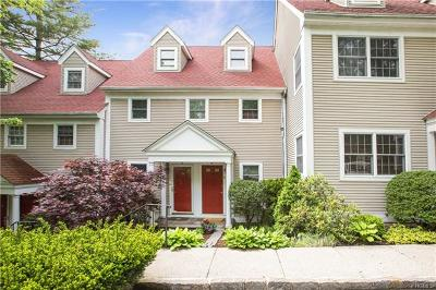 Chappaqua Condo/Townhouse For Sale: 14 Highland Avenue