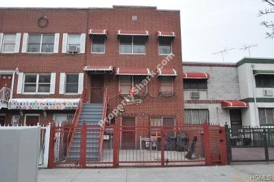 Bronx Multi Family 2-4 For Sale: 1311 Intervale Avenue