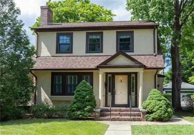 Dobbs Ferry Single Family Home For Sale: 23 Sherman Avenue