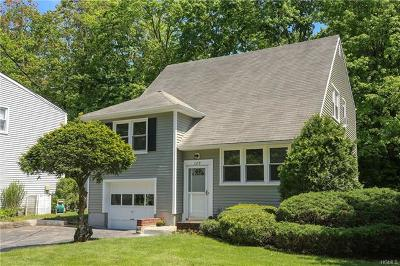Pleasantville NY Single Family Home For Sale: $624,900