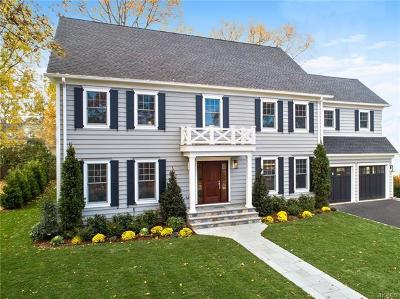 Westchester County Single Family Home For Sale: 742 Soundview Drive