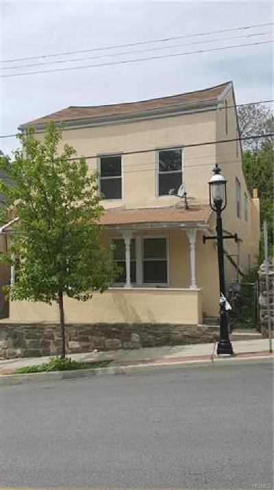 Westchester County Multi Family 2-4 For Sale: 83 Main Street