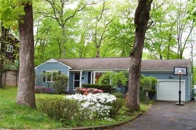 Single Family Home Contract: 36 Briarwood Drive