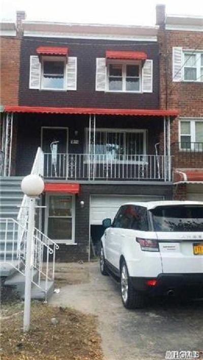 Bronx Multi Family 2-4 For Sale: 1036 East 227th Street