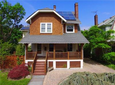 Nyack Single Family Home For Sale: 276 Piermont Avenue