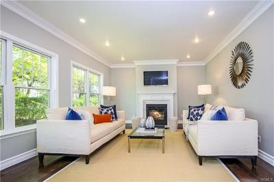 Scarsdale NY Single Family Home For Sale: $2,429,000