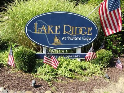 Middletown Condo/Townhouse For Sale: 25 Lake Ridge Drive