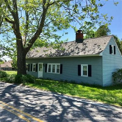 Newburgh NY Single Family Home For Sale: $70,000
