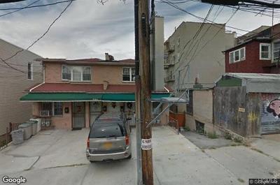Bronx Multi Family 2-4 For Sale: 643 Baker Avenue