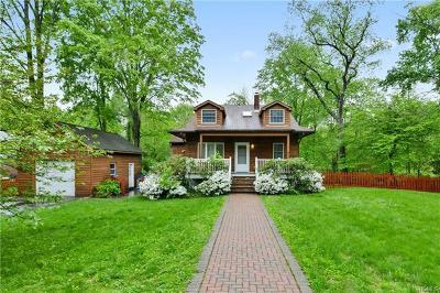 Briarcliff Manor Single Family Home For Sale: 1 Gordon Avenue