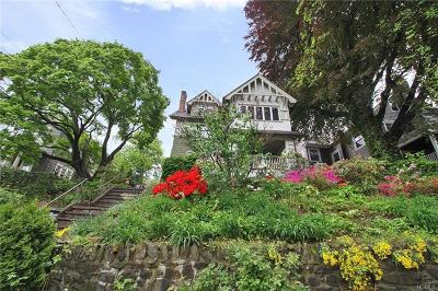 Yonkers Single Family Home For Sale: 32 Gilbert Place
