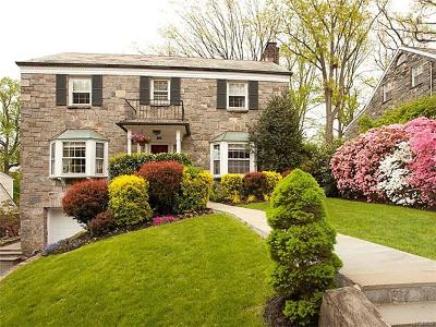 Yonkers Single Family Home For Sale: 24 Ritchie Drive