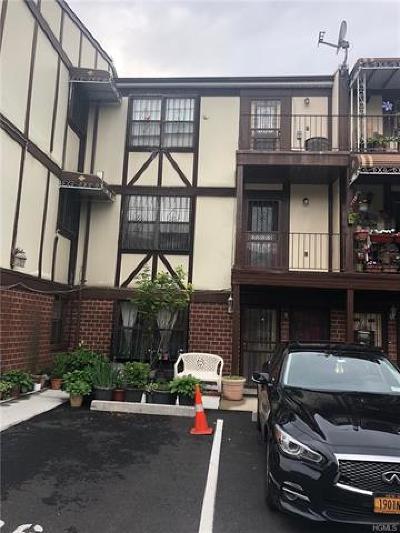 Bronx Condo/Townhouse For Sale: 884 Union Avenue #A