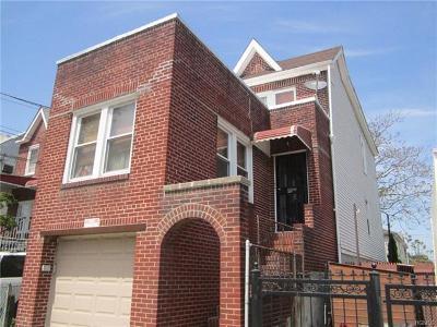 Bronx Multi Family 2-4 For Sale: 1069 East 231st Street