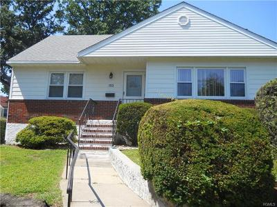 Yonkers Single Family Home For Sale: 193 Vredenburgh Avenue