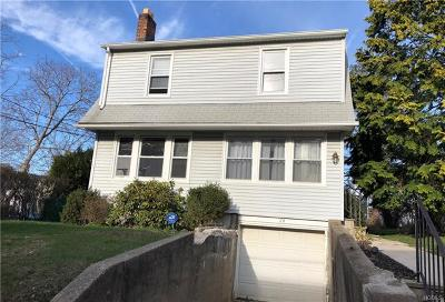 White Plains Single Family Home For Sale: 74 McKinley Avenue