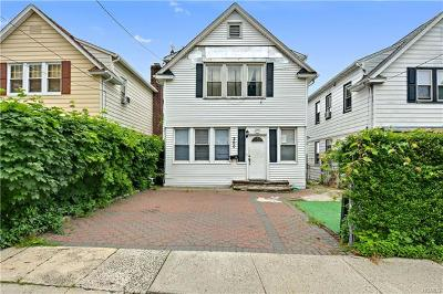 Yonkers Single Family Home For Sale: 300 Sommerville Place