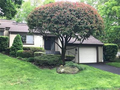 Somers Condo/Townhouse For Sale: 584 Heritage Hills #C
