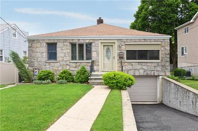 Yonkers Single Family Home For Sale: 62 Storey Lane