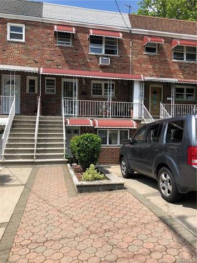 Bronx Multi Family 2-4 For Sale: 2927 Schurz Avenue
