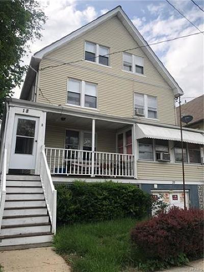 Port Chester Single Family Home For Sale: 18 Haseco Avenue