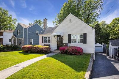 Yonkers Single Family Home For Sale: 15 Tibbetts Road