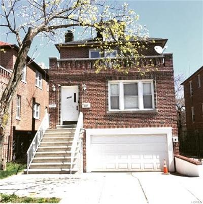 Bronx Multi Family 2-4 For Sale: 2016 Colonial Avenue