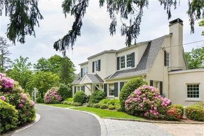 Briarcliff Manor Single Family Home For Sale: 184 Tuttle Road