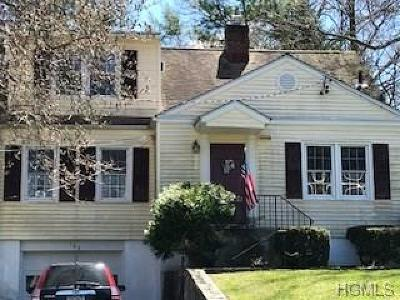 White Plains Single Family Home For Sale: 163 Haviland Lane