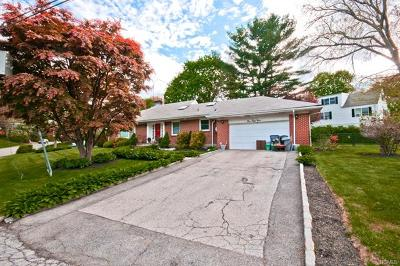Westchester County Single Family Home For Sale: 159 Princeton Drive