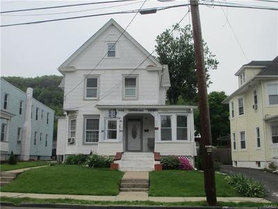 Haverstraw Multi Family 2-4 For Sale: 16 Hudson Avenue
