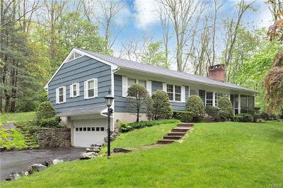 Mount Kisco Single Family Home For Sale: 50 Crow Hill Road