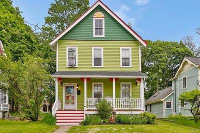Westchester County Single Family Home For Sale: 213 Walnut Street