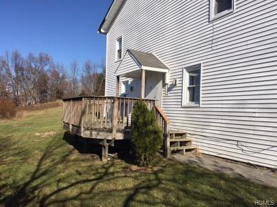 Orange County, Sullivan County, Ulster County Rental For Rent: 119 New Unionville Road #4W