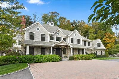 Armonk Single Family Home For Sale: 46 Wrights Mill Road