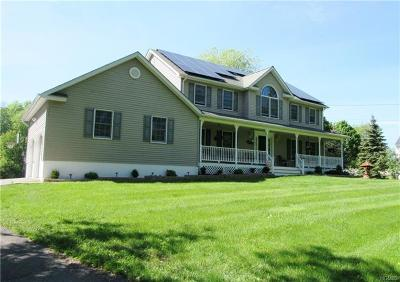 Goshen Single Family Home For Sale: 60 Old Minisink Trail