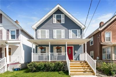 Peekskill Single Family Home For Sale: 810 Hudson Avenue