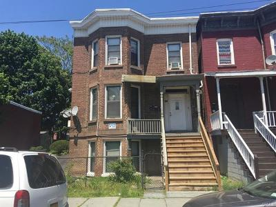 Newburgh Multi Family 2-4 For Sale: 88 Benkard Avenue