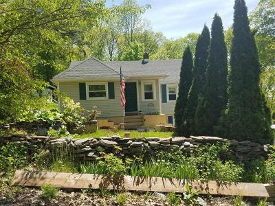 Single Family Home For Sale: 4 Dogwood Road