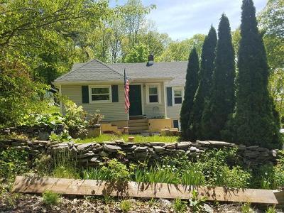 Wurtsboro Single Family Home For Sale: 4 Dogwood Road
