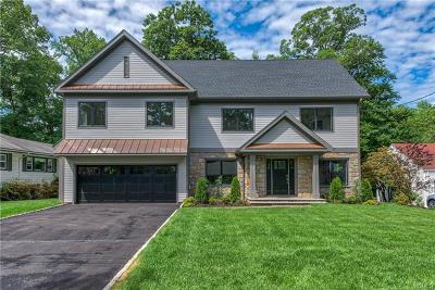 Scarsdale Single Family Home For Sale: 21 Alden Court