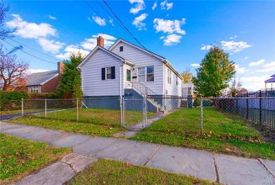 Yonkers Single Family Home For Sale: 164 Glover Avenue