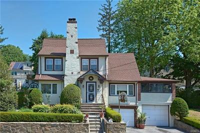 Westchester County Single Family Home For Sale: 76 Locust Avenue