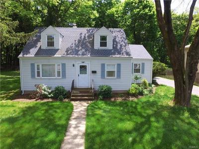 Rockland County Single Family Home For Sale: 13 Utopian Avenue